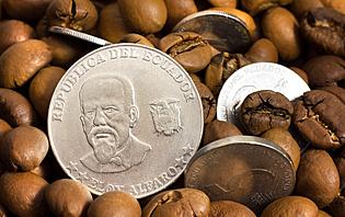 Le dollar américain a remplacé le Sucre, nom qui lui venait du Général Sucre !