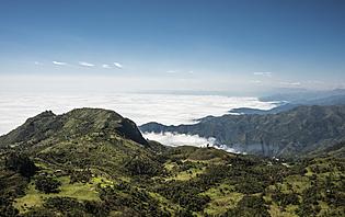 La vallée du Parc National de Cajas