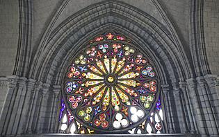 Les églises Équatoriennes sont teintés par l'influence de la conquête Espagnole