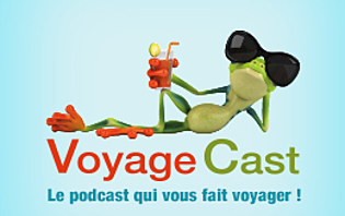 Voyagecast, le blog de podcast de voyageurs !