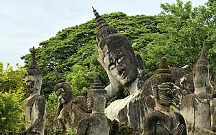 Près de Vientiane