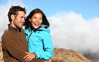 Une randonnée à deux : rien de mieux pour se retrouver en amoureux !