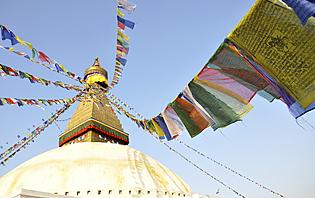 Des paysages à vous couper le souffle, Népal