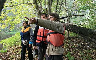 Un guide vous permettra de découvrir tous les secrets du parc de Somma et de ses habitants !