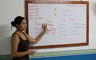 Quelques cours d'Espagnol pourront s'avérer utile pour votre voyage en Argentine !