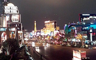 Las Vegas by Night !