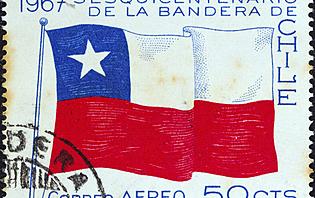 Drapeau Chili