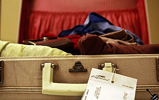 Préparez vos bagages !