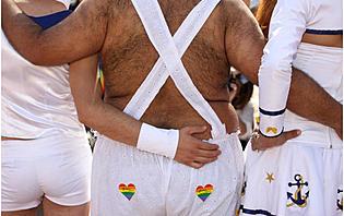 En novembre venez participer à la Gay Pride de Buenos Aires !