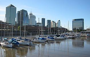 Puerto Madero, un incontournable de l'Argentine à Buenos Aires !