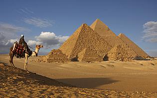 Voyager en Egypte