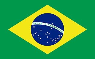 Bem-vindo ao Brasil !