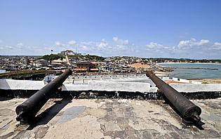 Château fort Ghana