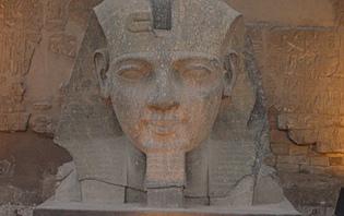 Vestige de la civilisation de l'Egypte ancienne