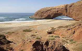 Maroc, plage