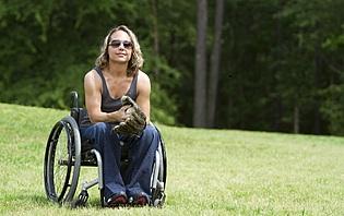 Voyageur à mobilité réduite