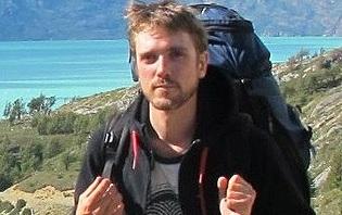 Bertrand, l'auteur du guide Argentine !