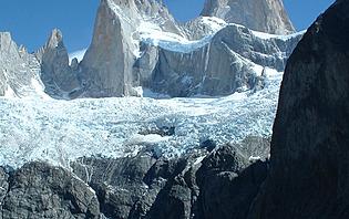 El Calafate, un des principaux glaciers d'Argentine !