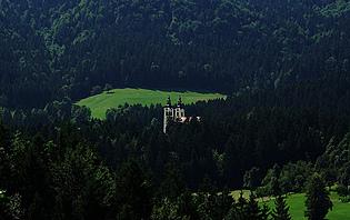 Paysage de Slovénie