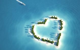 Maldives, îles pour les amoureux !