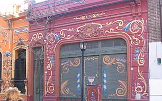 Le fileteado, un art décoratif que vous pourrez découvrir dans le sud de Buenos Aires