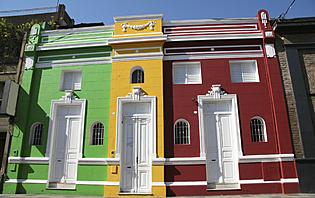 Tucuman et ses maisons colorés