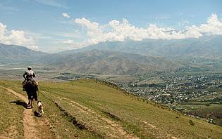 La vallée de Tafi