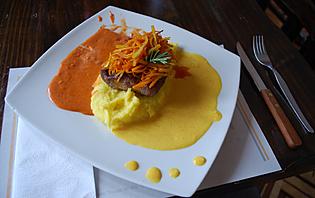 Un plat à base de viande de Lama !