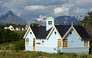 Hébergement à Ushuaïa