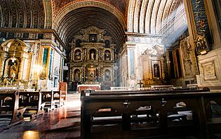 Vous trouverez à Cordoba de magnifiques églises !