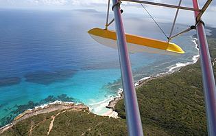 Un petit safari en avion pour découvrir le paysage ?