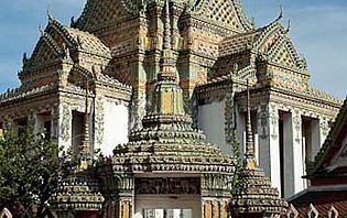 Le Wat Pho, temple réputé pour ses cours de massage