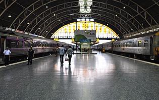 Gare de Bangkok