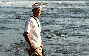 Faites comme les Balinais : protégez tête et épaules !