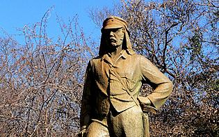 Statue de David Livingstone
