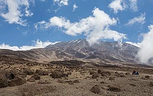 Le marathon du Kilimandjaro : 42,2 kilomètres sur le toit de l'Afrique