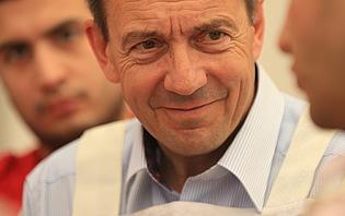 Peter Maurer, Président de la Croix-Rouge