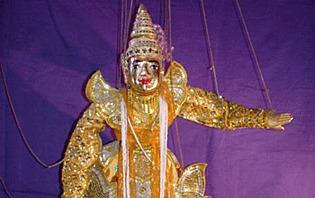 Marionnette Lakshmana