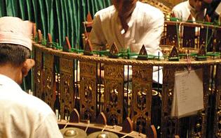 Orchestre birman Saing Waing