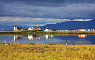 Hôtel de charme et de luxe en Islande !
