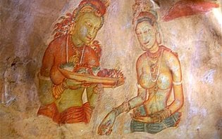 Fresque admirablement bien conservée