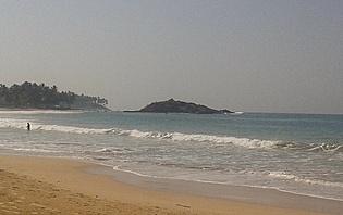 Des plages juste pour vous, loin des zones touristiques