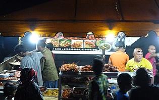 La vie nocturne de Colombo