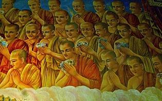 La religion occupe une place importante dans la vie des Sri Lankais