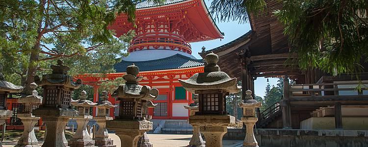Pèlerinage au coeur des monts Kii
