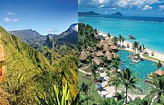 Voyage de noces Réunion-Maurice, entre Mer Montagne