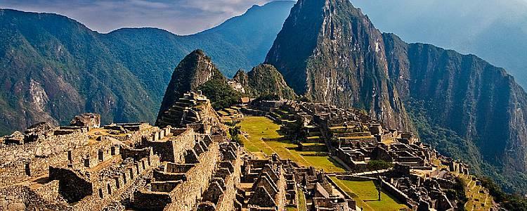 Du Pacifique aux Andes, le Pérou et la Bolivie