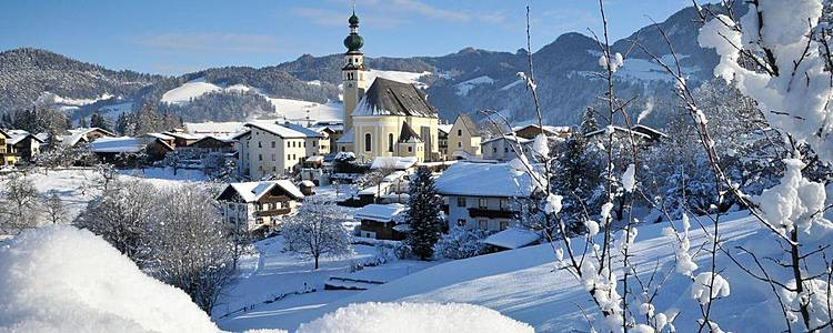 Noël au Tyrol