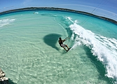 Kitesurf, windsurf : plein vent sur Mada