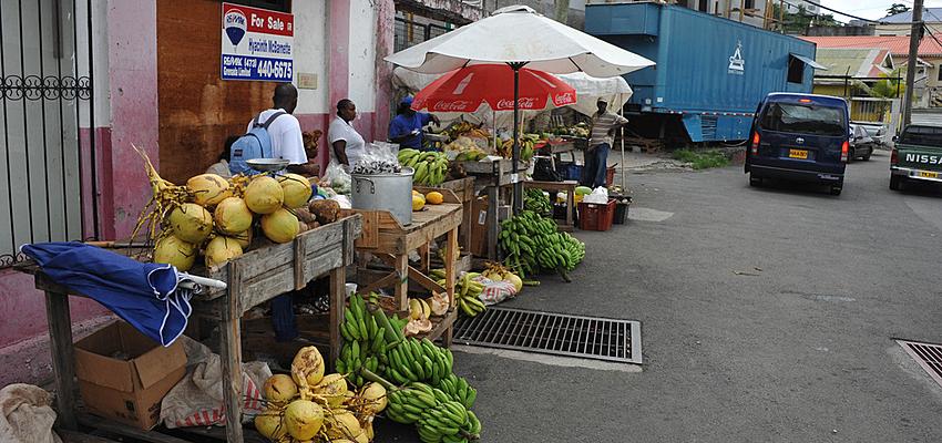 Fruit à vendre